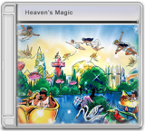 HEAVEN'S MAGIC album cover
