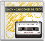 MCV - CANCIONES DE ORO album cover