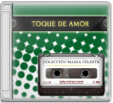 TOQUE DE AMOR album cover