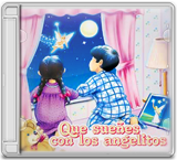 QUE SUEÑES CON LOS ANGELITOS album cover