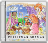 CHRISTMAS DRAMAS album cover