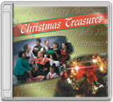 CHRISTMAS TREASURES album cover