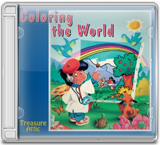 COLORING THE WORLD album cover