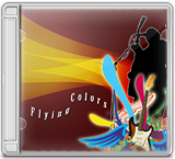 Flying colors CD cover