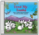 FEED MY LAMBS album cover