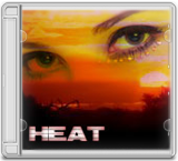 Heat CD cover