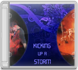 Kicking up a storm CD cover