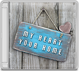 My Heart Your Home CD cover