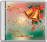 RHYTHM OF CHRISTMAS album cover