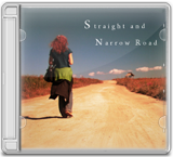 STRAIGHT AND NARROW ROAD album cover