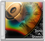 Take a stand CD cover