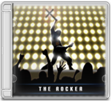 The rocker CD cover
