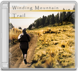 Winding mountain trail CD cover