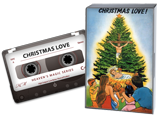 CHRISTMAS LOVE album cover