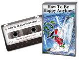 HOW TO BE HAPPY ANYHOW album cover