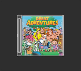 Album: GREAT ADVENTURES 1