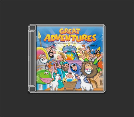 Album: GREAT ADVENTURES 2
