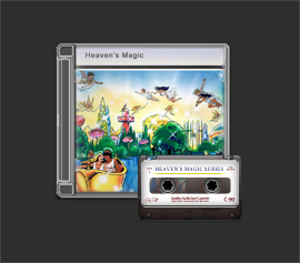 Album: HEAVEN'S MAGIC