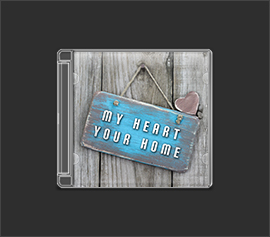 Album: MY HEART YOUR HOME
